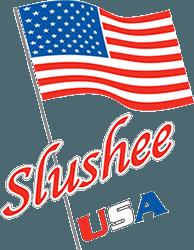 Brand Slushee USA logo