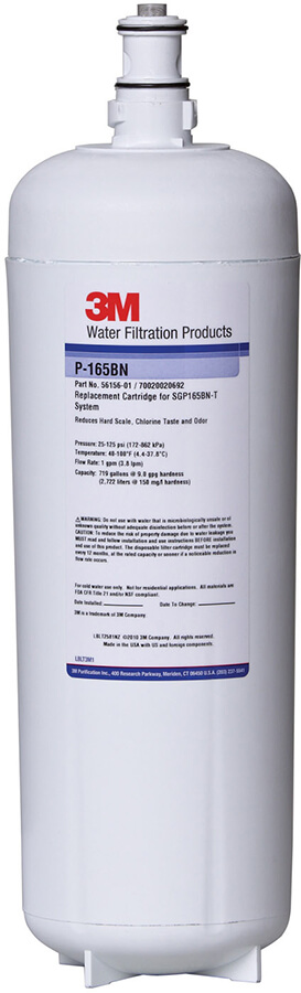 3M Water Filtration P165BN