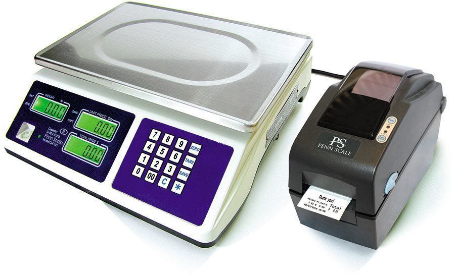 Penn Scale PS-PRINTK