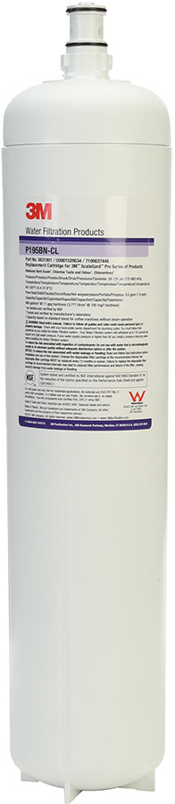 3M Water Filtration P195BN-CL