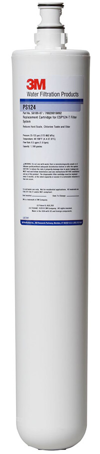 3M Water Filtration PS124