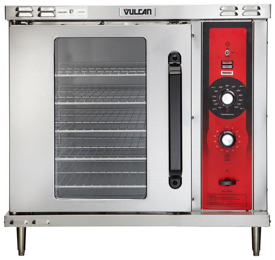 Vulcan GCO2D-1