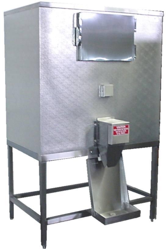 MGR Equipment SD-900-SS