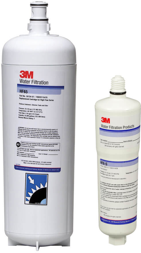 3M Water Filtration CARTPAK SF165