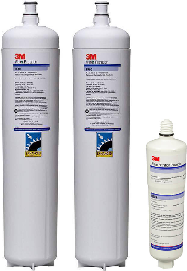 3M Water Filtration CARTPAK DP290