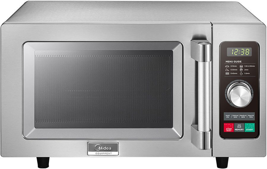 Midea 1025f2a Commercial Microwave Oven
