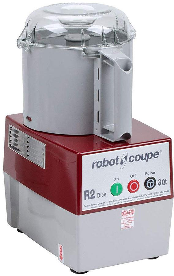 Robot Coupe Clear Cutter Bowl Kit for Robot Coupe R2N
