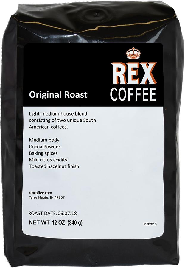 Rex Coffee 90008