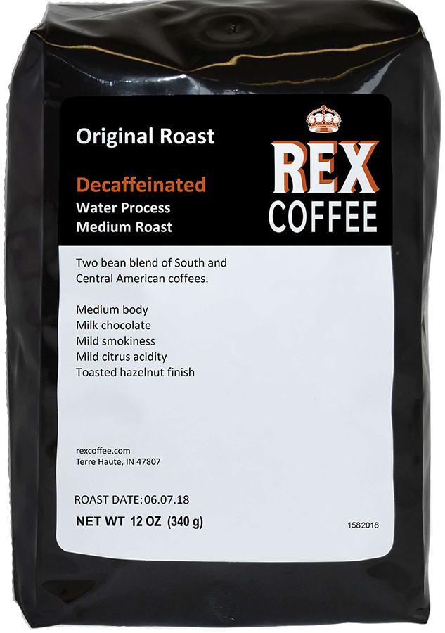 Rex Coffee 90258