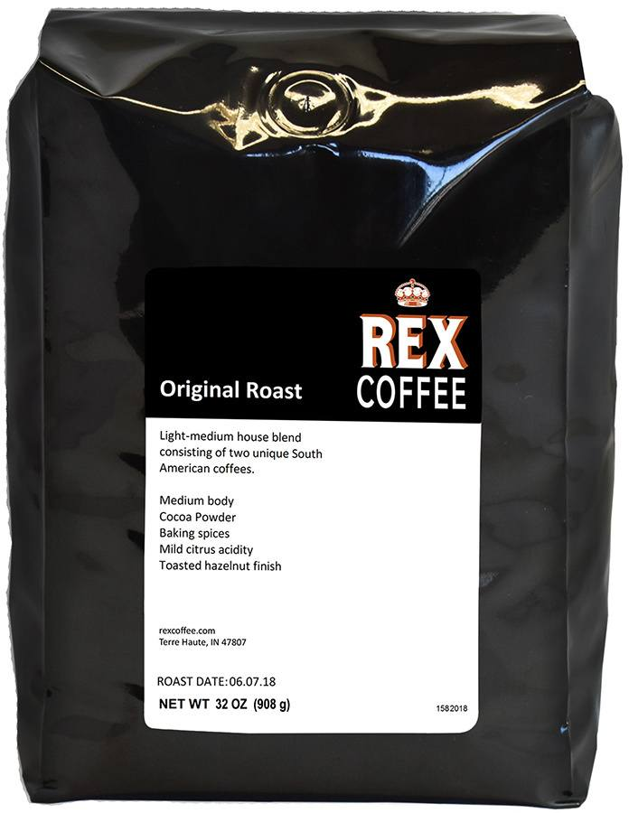 Rex Coffee 90005