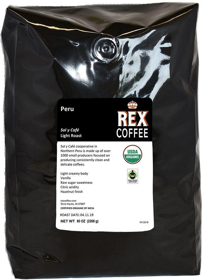Rex Coffee 90569