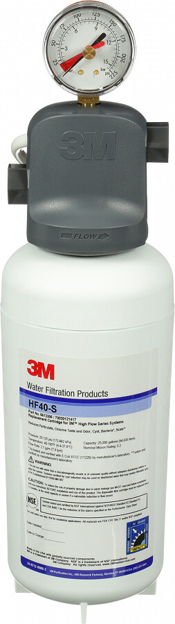 3M Water Filtration ICE140-S