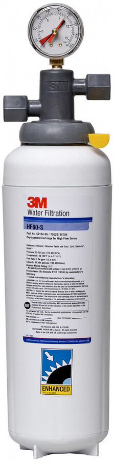 3M Water Filtration ICE160-S