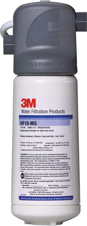 3M Water Filtration BREW110-MS