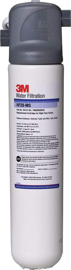 3M Water Filtration BREW120-MS