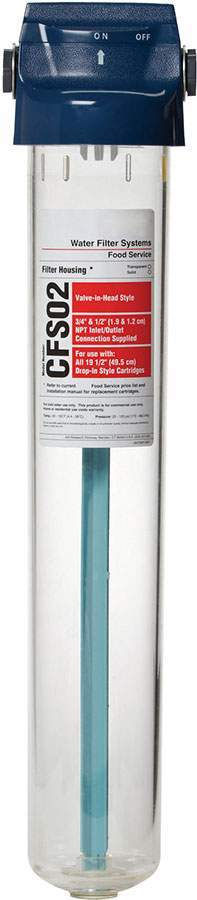3M Water Filtration CFS02T