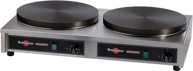 Krampouz KCME-2RCT2620