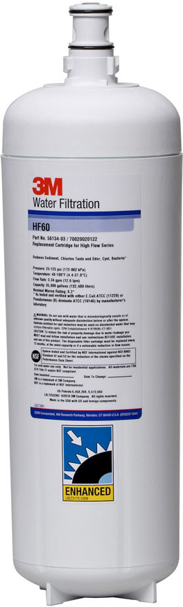 3M Water Filtration HF60
