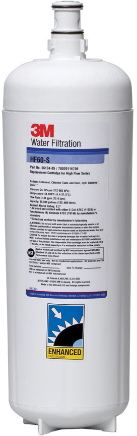 3M Water Filtration HF60-S