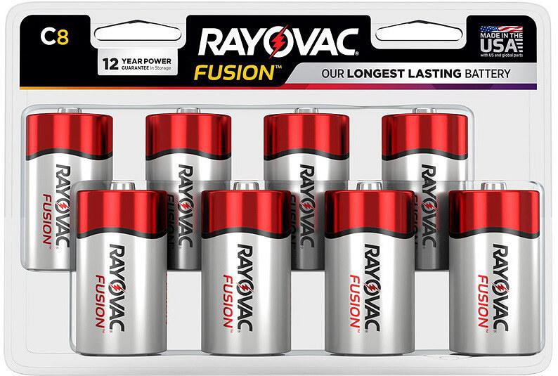 Rayovac RAY8148LTFUSK