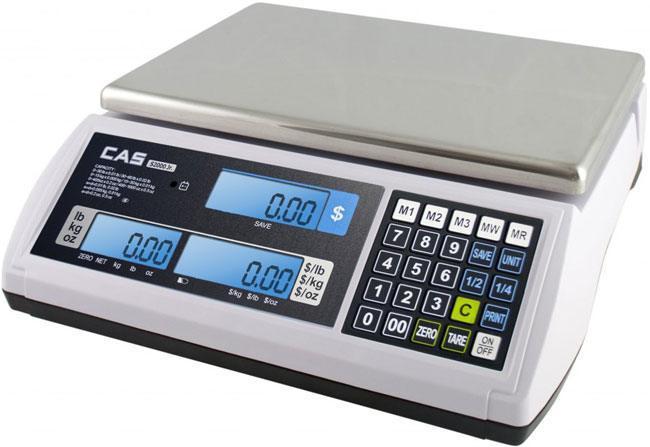 CAS Scales S2JR15L