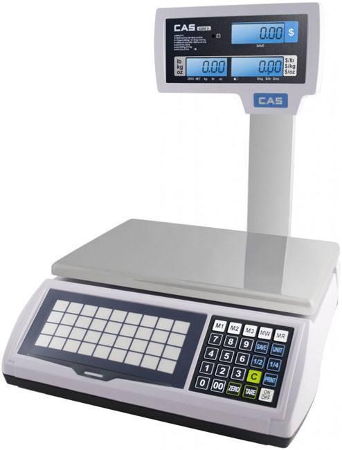 CAS Scales S2JR15LP