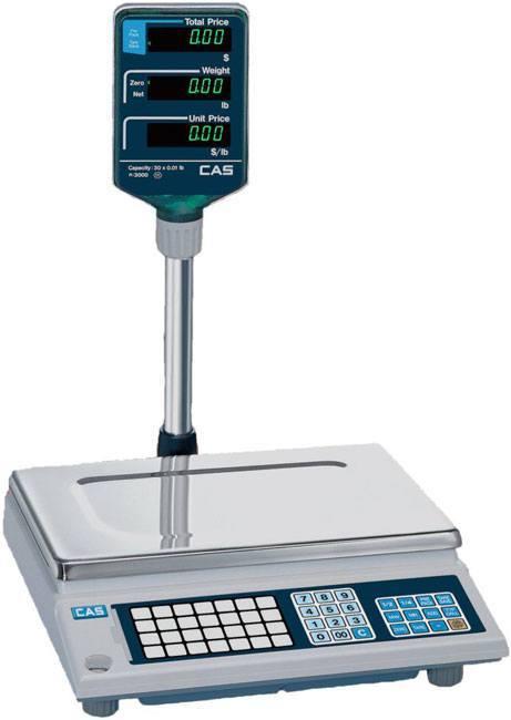 CAS Scales AP1-60