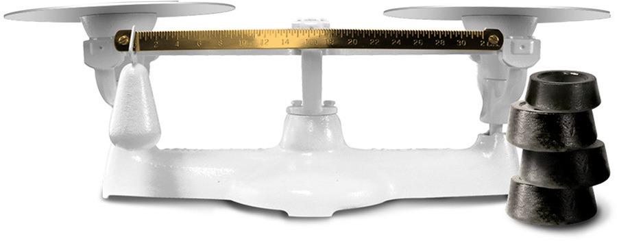White Penn 16 lb Baker Scale