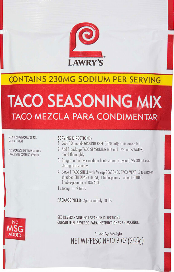 Lawry's by McCormick 2150080110