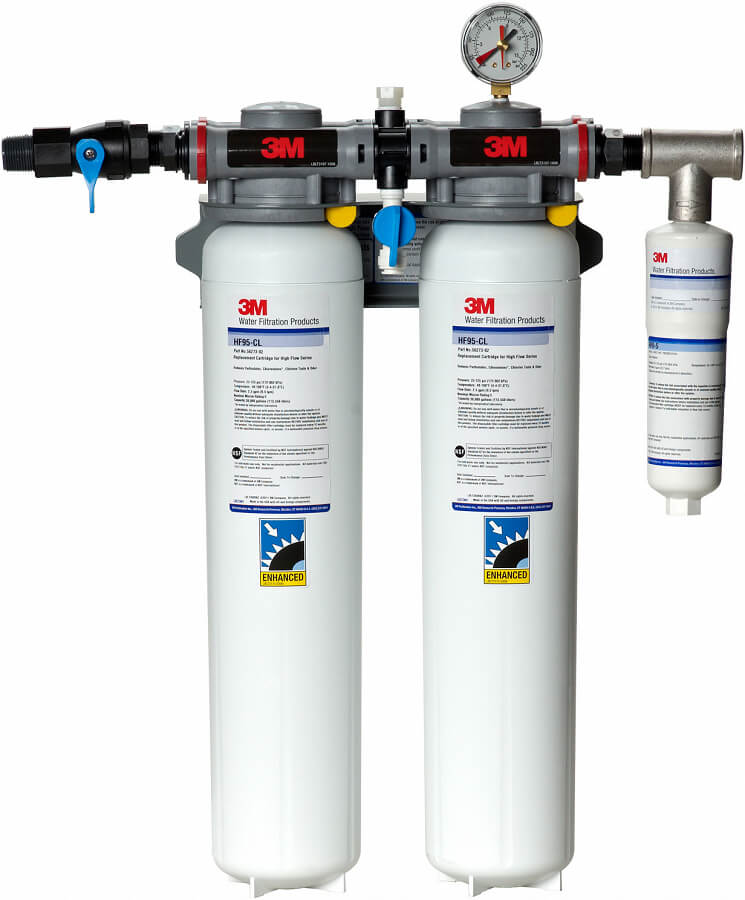 3M Water Filtration HF295-CL