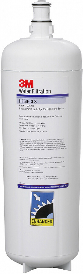 3M Water Filtration HF60-CLS