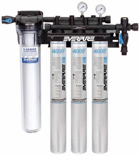 Everpure Insurice Triple PF i4000 EV9325-23