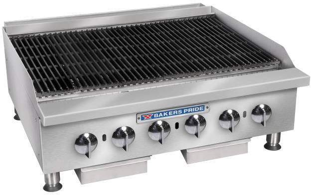 Bakers Pride BPHCB-2436i