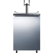 Summit Appliance SBC635MBI7SSHHTWIN