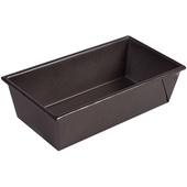 for 1.5-Lbs Loaf Non-Stick Loaf Pan Winco HLF-150