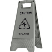 Alpine Industries 499-GRY-3