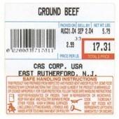 CAS Scales LST-8040
