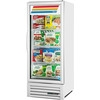 True Merchandiser Glass Door Freezers
