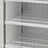 Turbo Air Merchandiser Glass Door Freezers