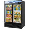 Turbo Air Merchandiser Glass Door Freezers