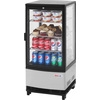 Turbo Air Countertop Glass Door Refrigerators