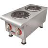 APW Wyott Countertop Electric Ranges