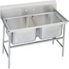 2 Compartment Sinks