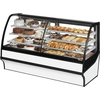 True Dry & Refrigerated Bakery Cases