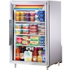 True Countertop Glass Door Refrigerators