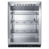 Countertop Glass Door Refrigerators