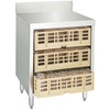 Underbar Glass Rack Storage Units