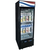 Atosa Merchandiser Glass Door Refrigerators