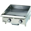 Star Mfg Countertop Gas Griddles
