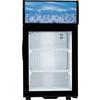 Admiral Craft Countertop Glass Door Refrigerators